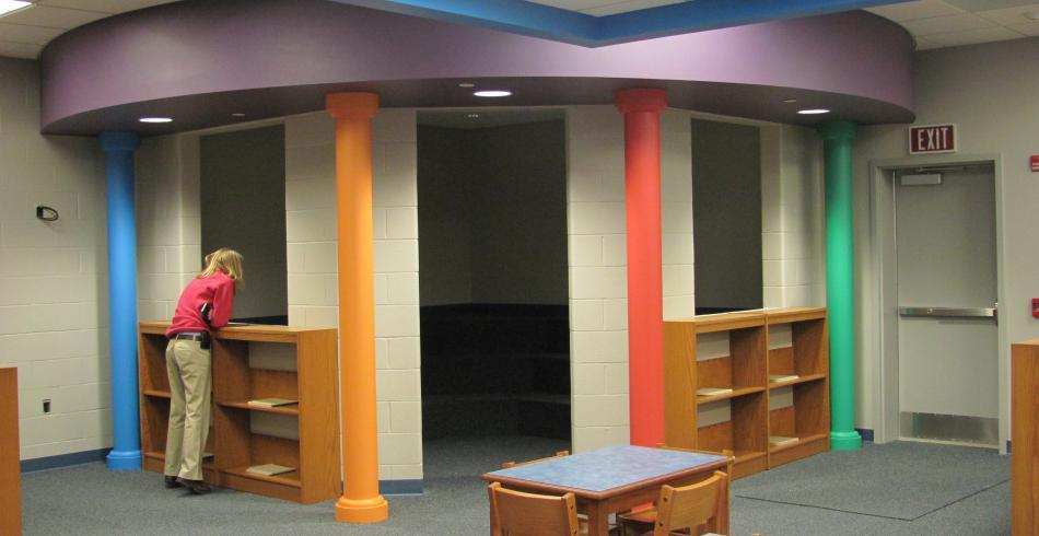 Henderson County Thelma B. Johnson Learning Centre